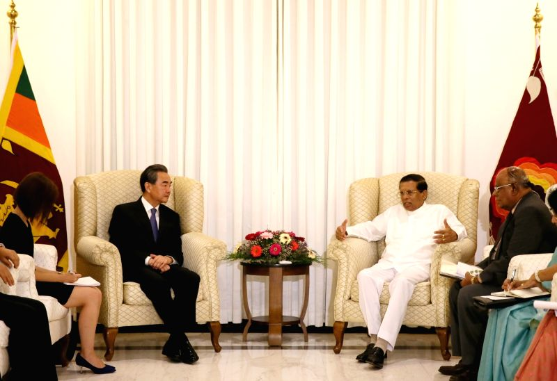Sri Lanka hopes to cooperate with China in building Maritime Silk Road