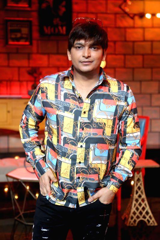 Comedian Paritosh Tripathi.