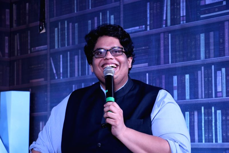 Comedian Tanmay Bhat.