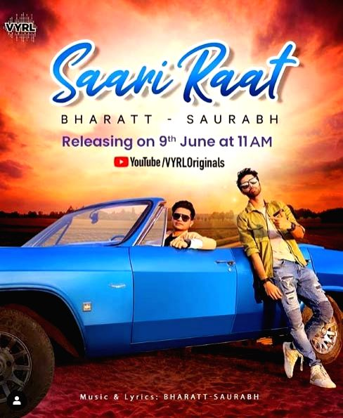 Composers Bharatt-Saurabh blend varied genres in new song.