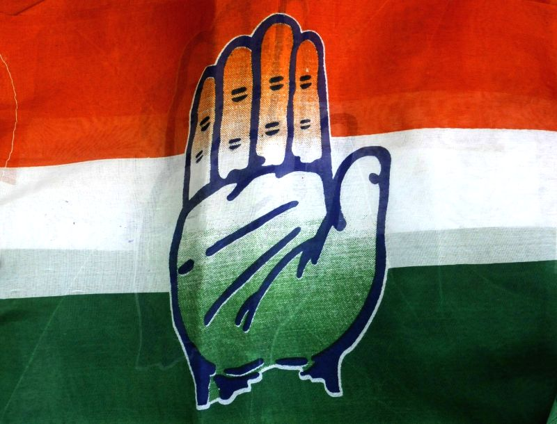 Congress. (File Photo: IANS)(Image Source: IANS News)