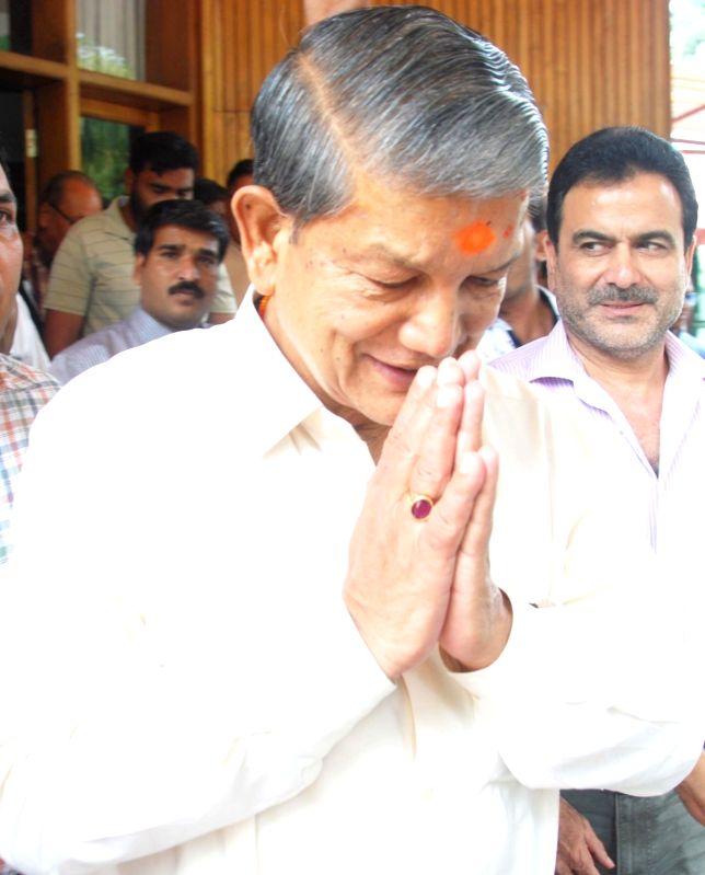 Congress leader Harish Rawat. (File Photo: IANS)