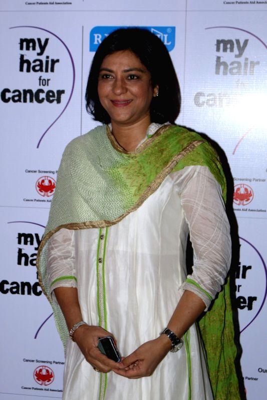 Manisha Koirala attend social cause campaign - Priya Dutt and Nargis Dutt Foundation