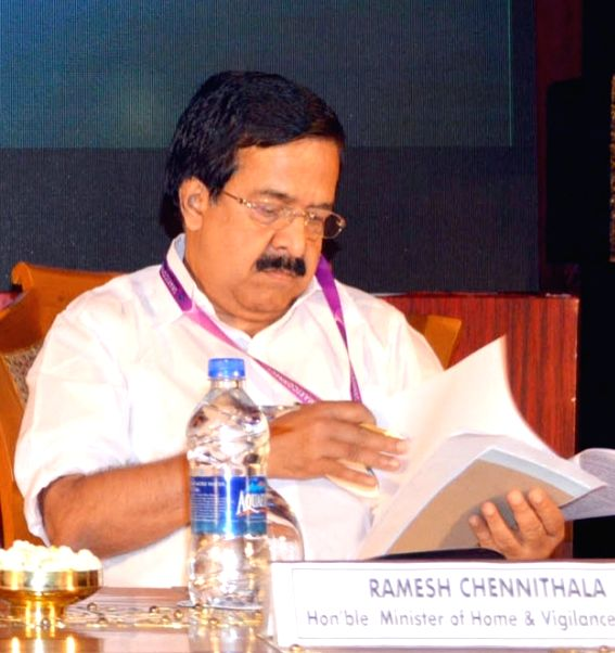 Congress leader Ramesh Chennithala . (Image Source: IANS)