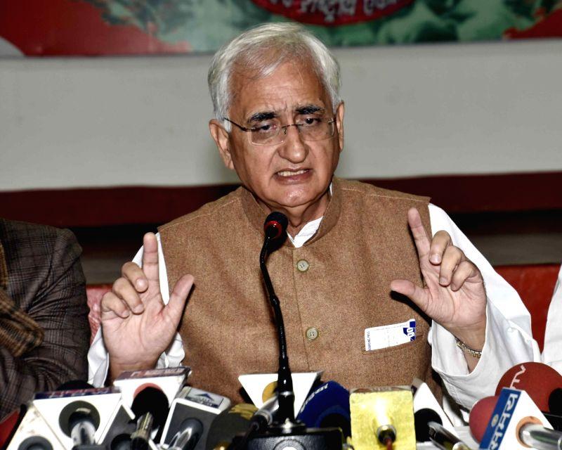 Regulation of healthcare needed to check corruption: Khurshid