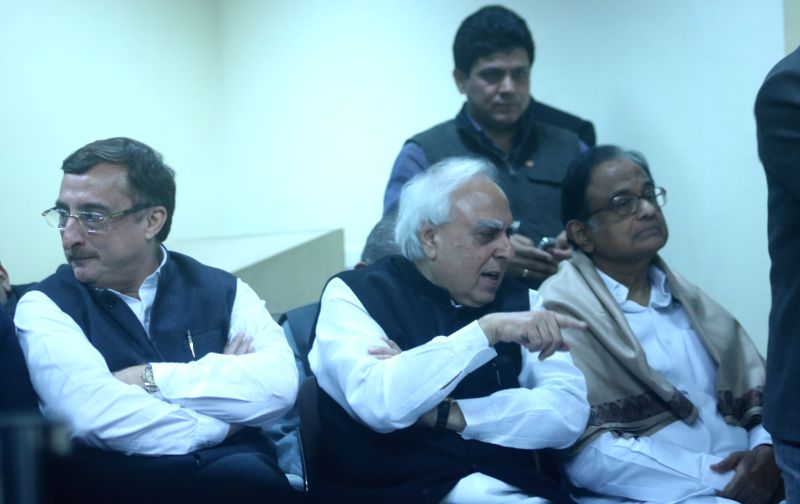 Congress press conference - Rahul Gandhi