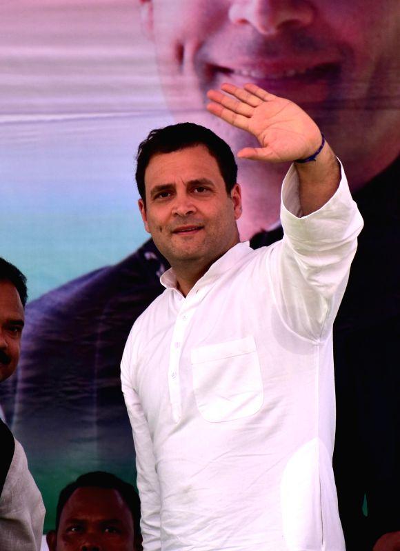 Congress President Rahul Gandhi (File Photo: IANS)