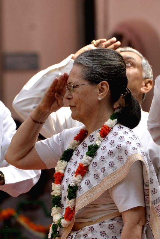 Rahul Gandhi takes over as Congress chief: Sonia Gandhi's speech