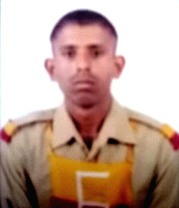 Constable Hans Raj, one of the four Border Security Force (BSF) troopers killed in an unprovoked Pakistan ceasefire violation on the international border in Jammu and Kashmir, on June 13, ...