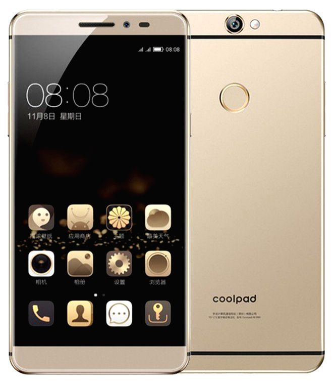 Coolpad Max featuring 5.5-inch Full HD display