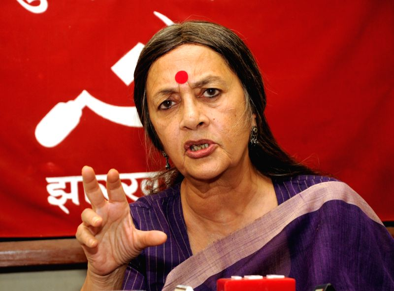 CPI-M leader Brinda Karat. (File Photo: IANS)
