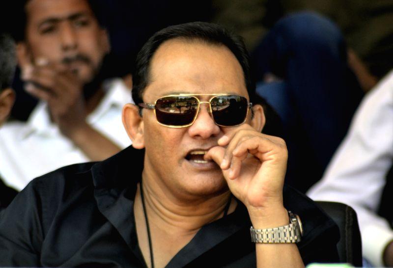 Cricketer Mohammad Azharuddin. (File Photo: IANS) - Mohammad Azharuddin