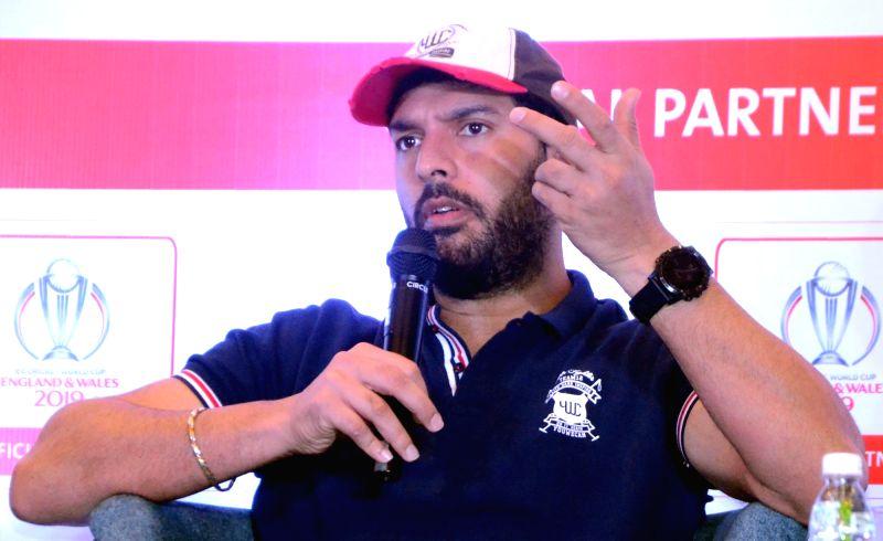 Cricketer Yuvraj Singh