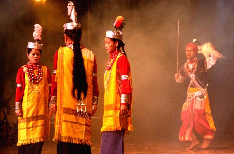 image Festival performance of eastern mosaic