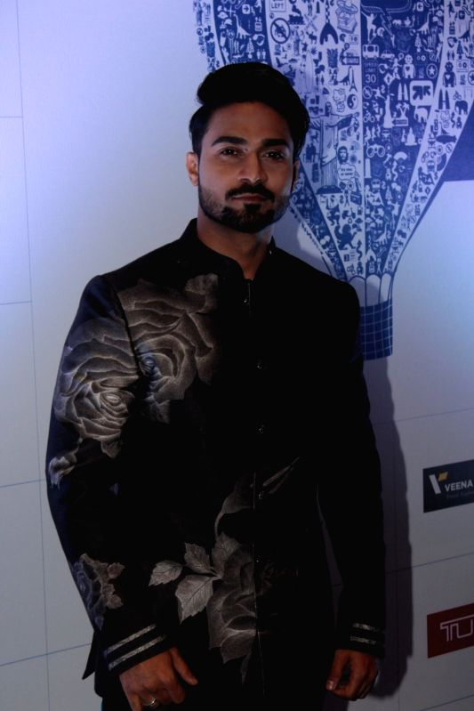 Dancer Salman Yusuff Khan during The 6th Lonely Planet Magazine India Travel Awards 2017, in Mumbai on May 25, 2017. - Salman Yusuff Khan