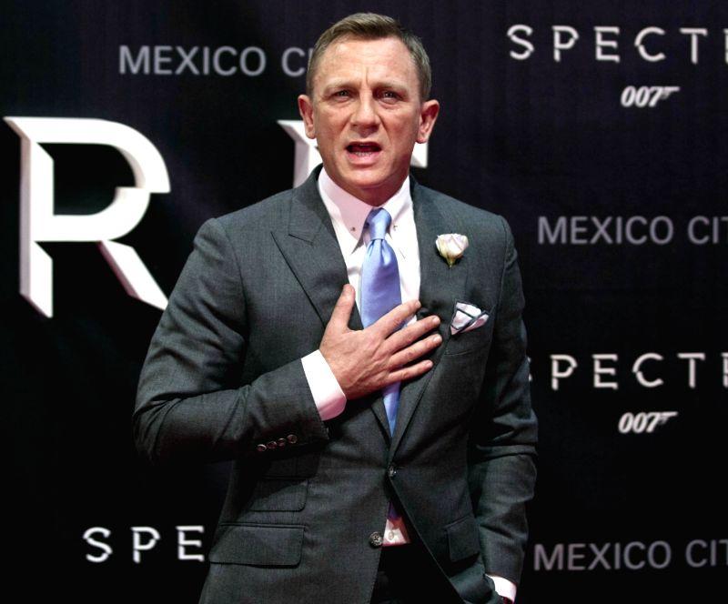 Daniel Craig. (File Photo: IANS)