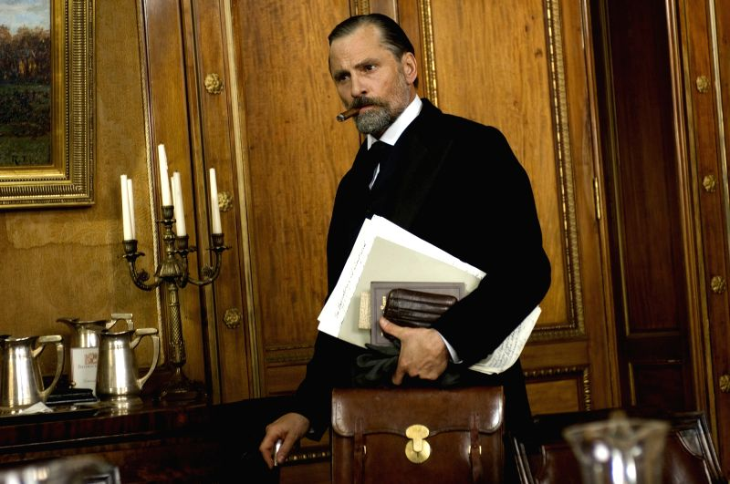 "Danish-American actor Viggo Mortensen as psychoanalyst Sigmund Freud in 2011 film ""A Dangerous Method"" - Viggo Mortensen"