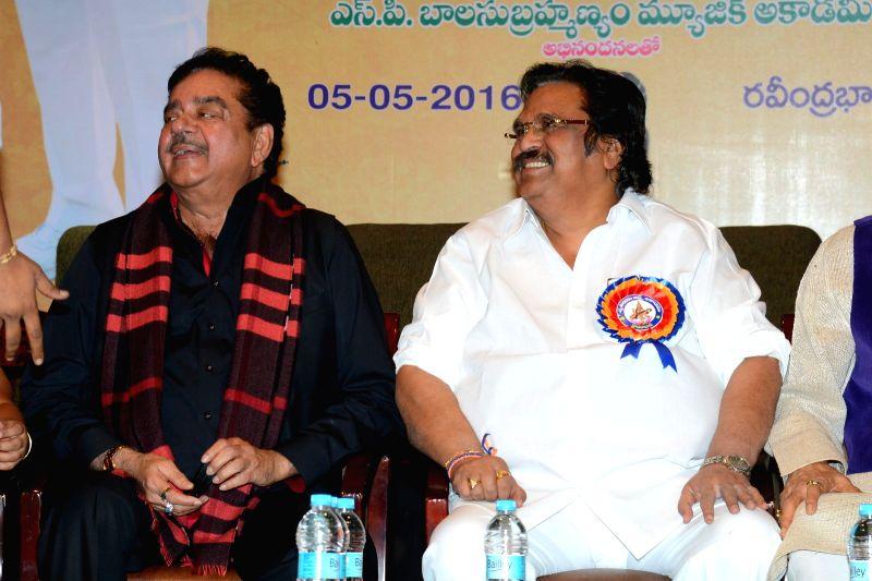 Dasari Swarna Kankanam Presented to Mohan Babu at Hyderabad on 05th May evening.