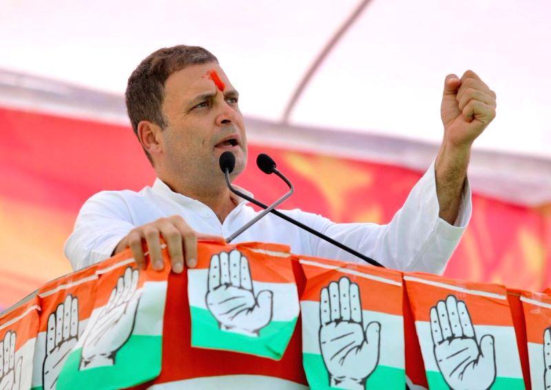Modi doesn't care for farmers: Rahul