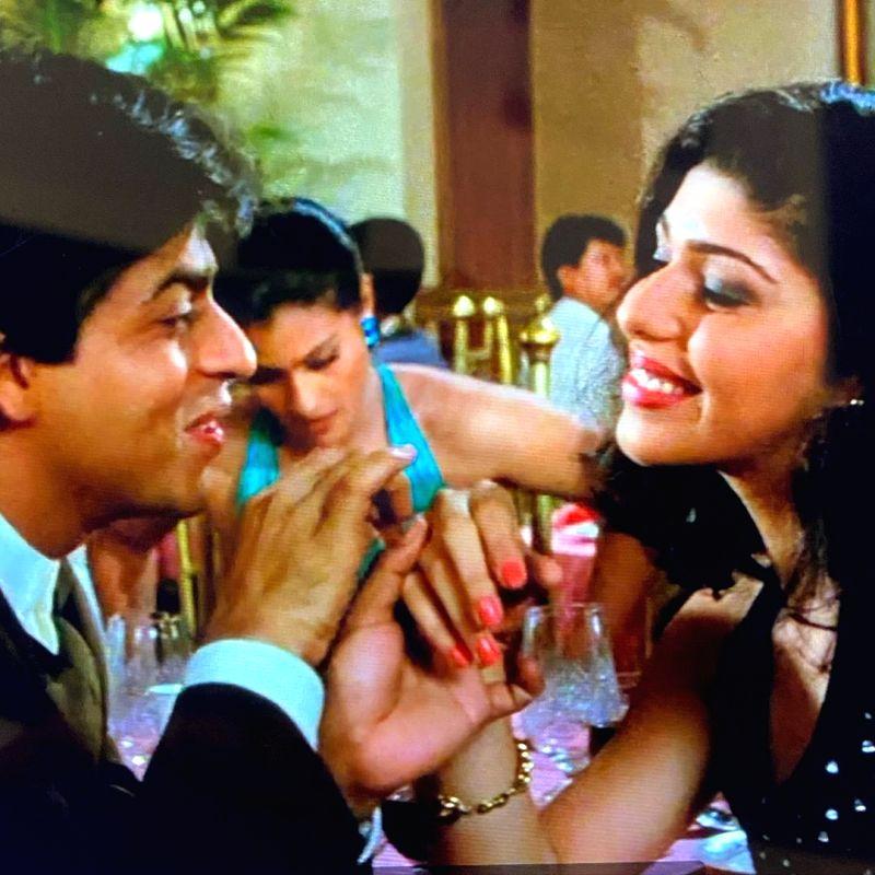 DDLJ turns 25: Designer Anaita Shroff Adajania recalls acting in the film