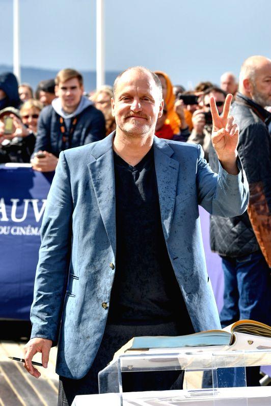 FRANCE-DEAUVILLE-US-FILM-FESTIVAL - Woody Harrelson