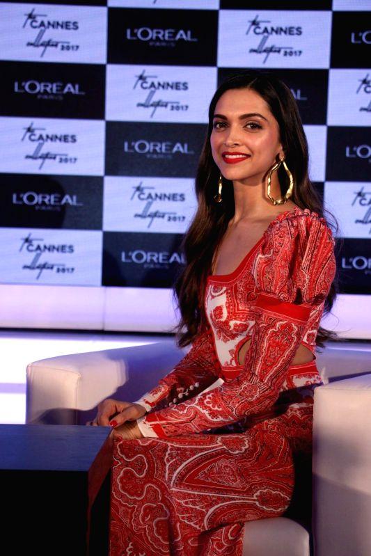 Deepika Padukone. (File Photo: IANS) - Deepika Padukone