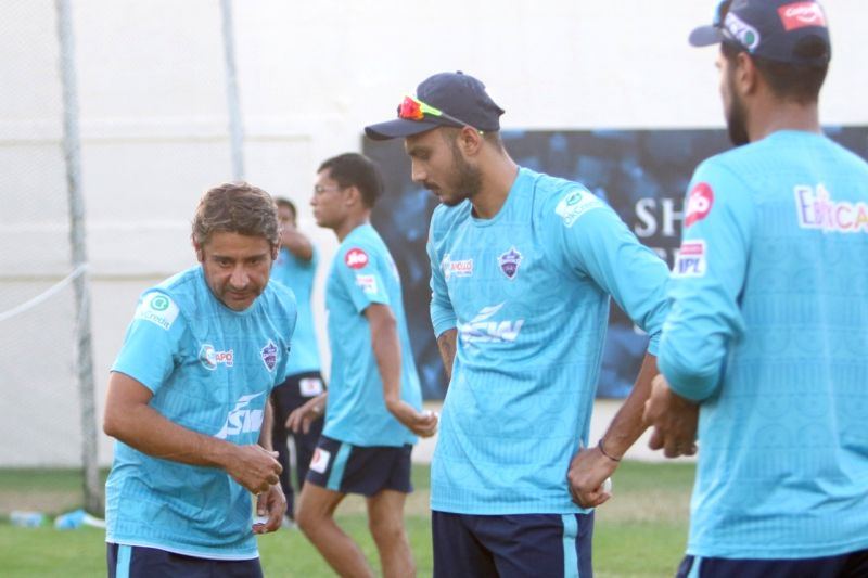 Delhi Capitals up for any challenges thrown at them, says Dahiya