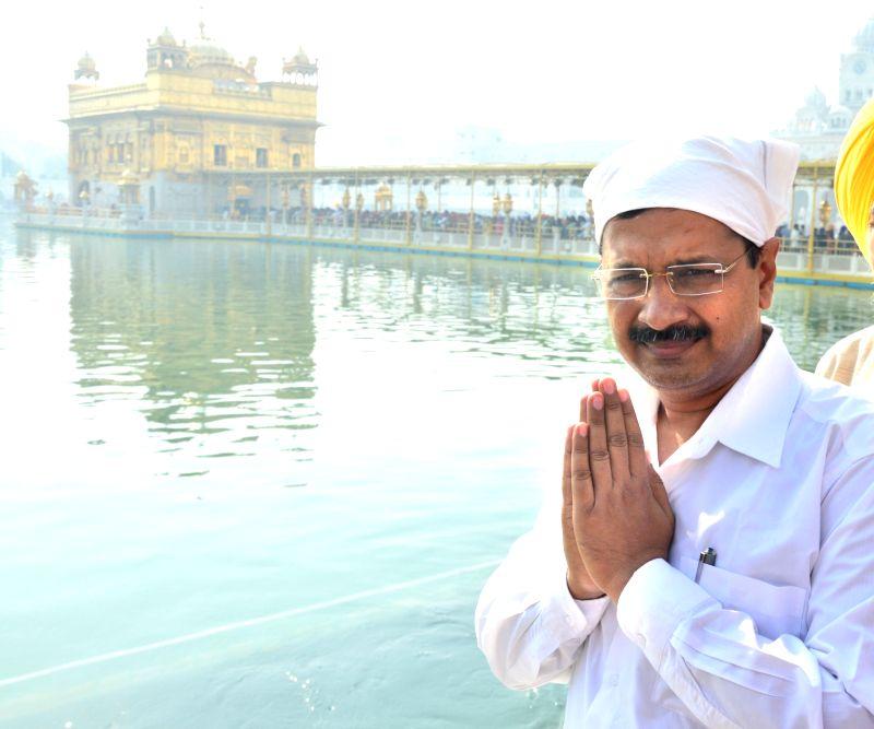 Delhi Chief Minister Arvind Kejriwal. (File Photo: IANS) - Arvind Kejriwal