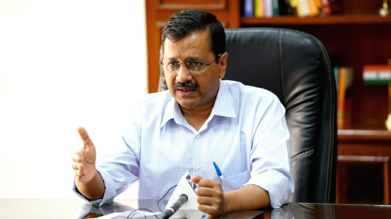 Delhi Chief Minister Arvind Kejriwal on Sunday said the governments were taking all steps necessary to save lives, and added that is the duty of the citizens to ensure minimal social interaction.(File Photo: IANS)