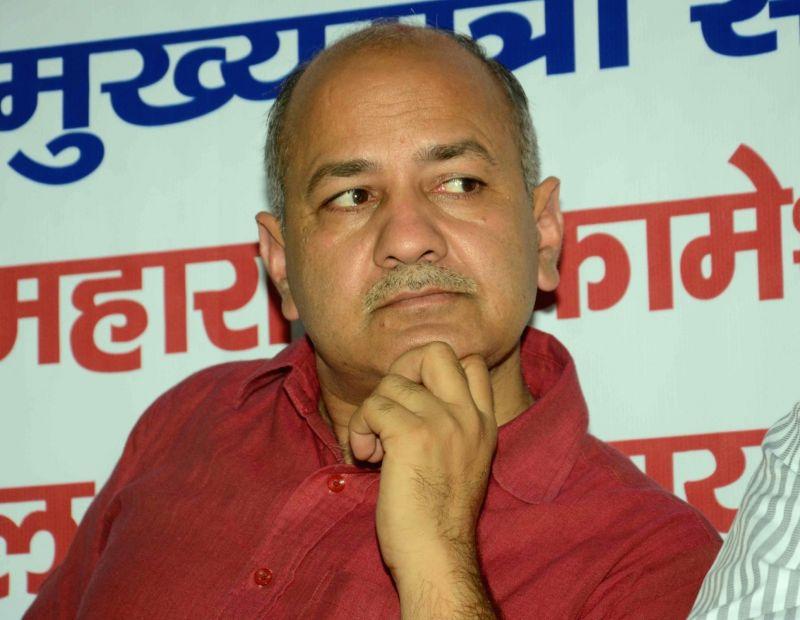 Delhi Deputy Chief Minister Manish Sisodia. (File Photo: IANS)