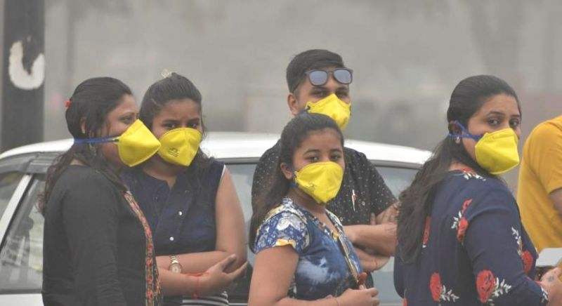 Delhi's air quality index (AQI) has been soaring at dangerous levels, and as residents gasp for clean air, Barun Aggarwal, an air quality expert who has co-authored the book 'How To Grow Fresh Air', says that things w