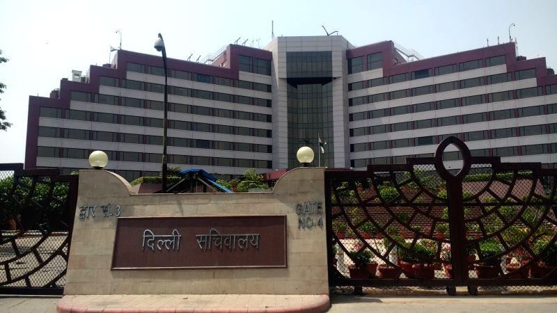 Delhi Secretariat. (File Photo: IANS)