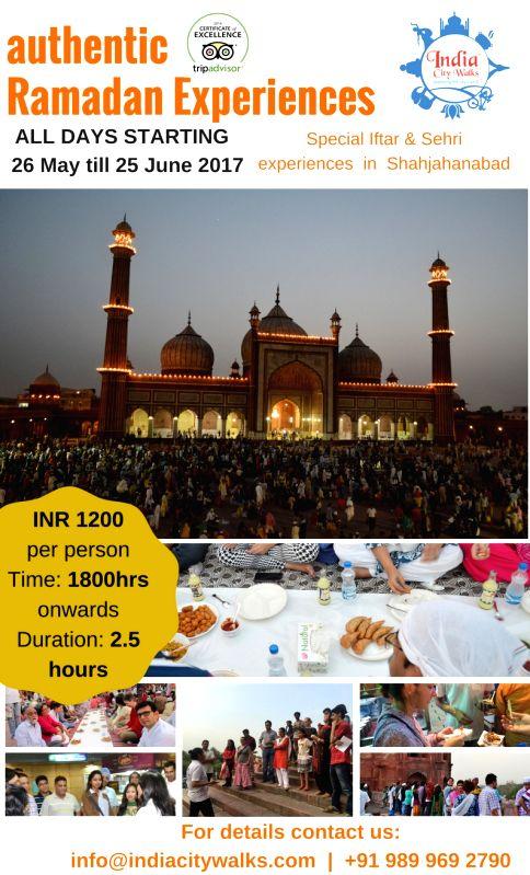 Delhi Walks to organise food walk across Old Delhi during Ramadan
