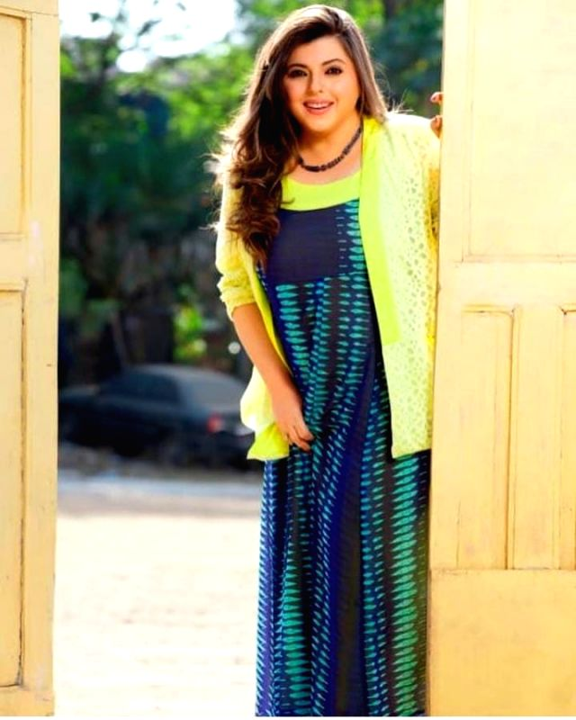 Delnaaz Irani: Never said I want to be an A-lister