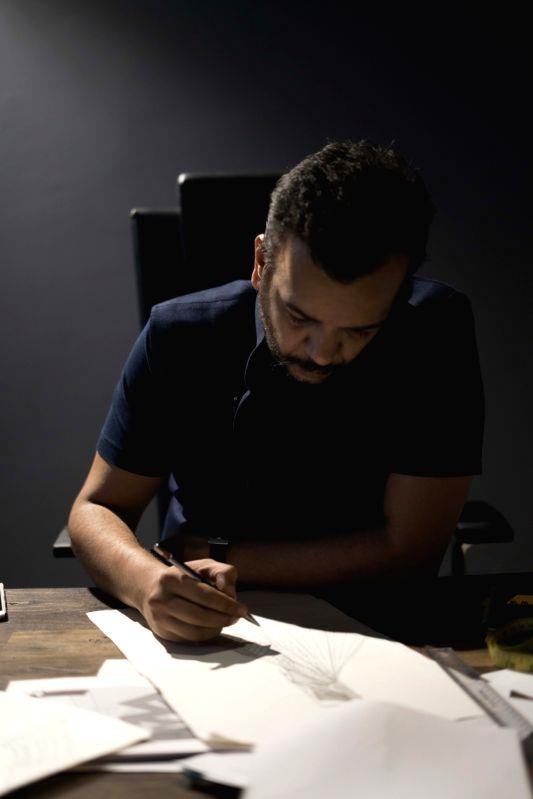 Designer Amit Aggarwal.