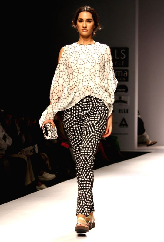 Designer Bodice Show At The Wills Lifestyle India Fashion Week Spring Summer 2014