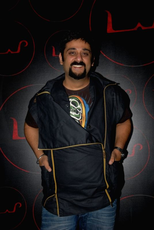 Designer Siddhartha Tytler at the unveiling of dynamic new look of `LAP` at Hotel Samrat, New Delhi.