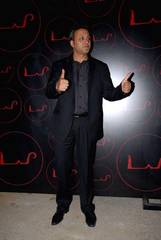 Designer Varun Bahl at the unveiling of dynamic new look of `LAP` at Hotel Samrat, New Delhi.