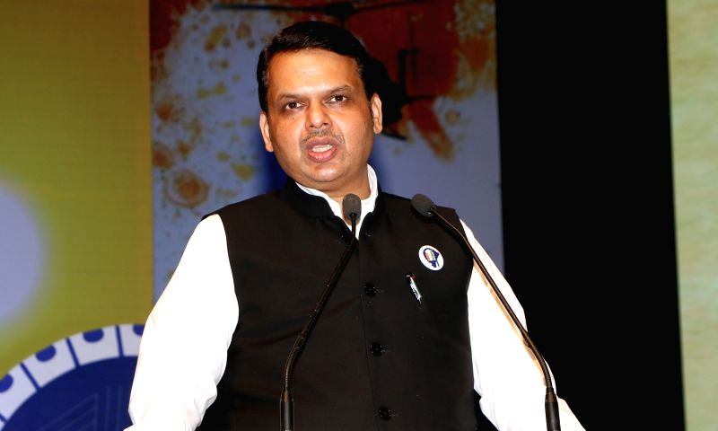 Devendra Fadnavis. (File Photo: IANS)