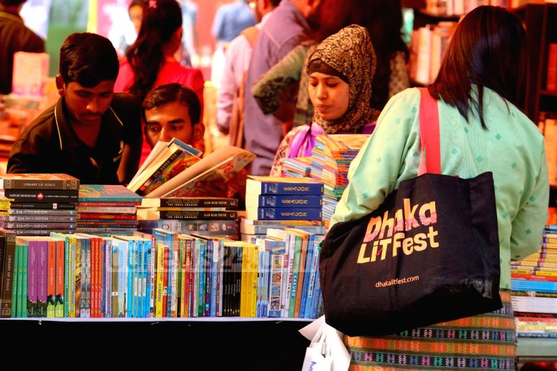 Dhaka Lit Fest(Image Source: IANS News)