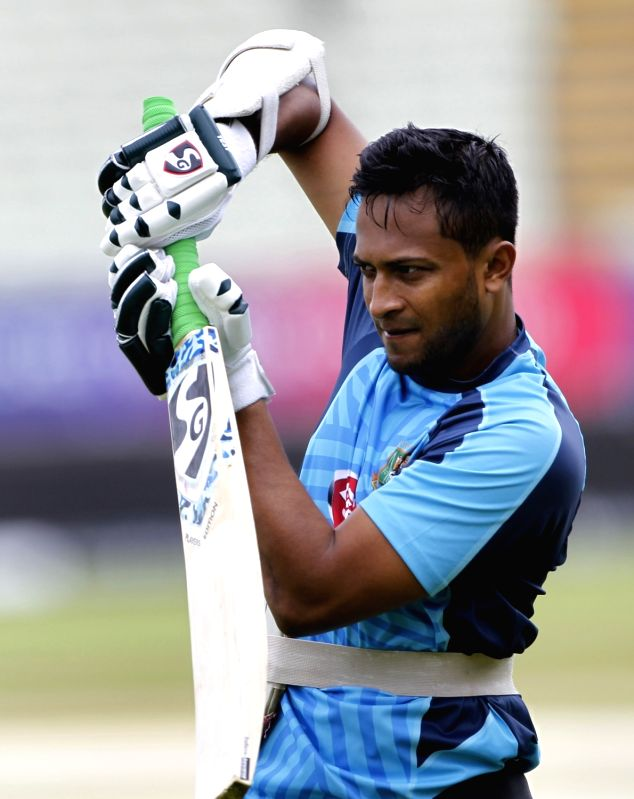 Dhaka, May 11 (IANS) Bangladesh all-rounder Shakib Al Hasan said it will be challenging for him to pick-up the game from where he left off when he finally returns to the field after serving his suspension.(File Photo: Surjeet Yadav/IANS)