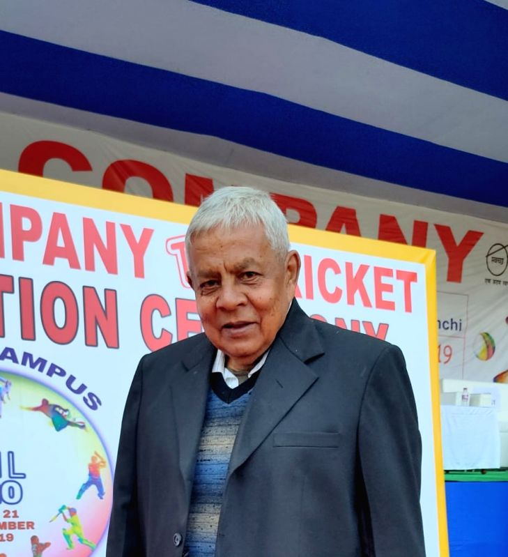 Dhoni's mentor passes away after long illness in Ranchi