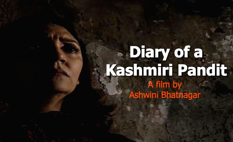 Diary of a Kashmiri Pandit.