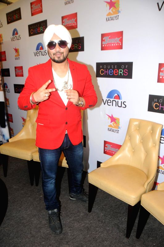 Dilbagh Singh during the launch of his music album The Victorian Secrets in Mumbai on July 21, 2014. - Dilbagh Singh
