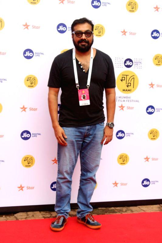 """Jio Mami Film Mela"""" - Anurag Kashyap - Anurag Kashyap"""