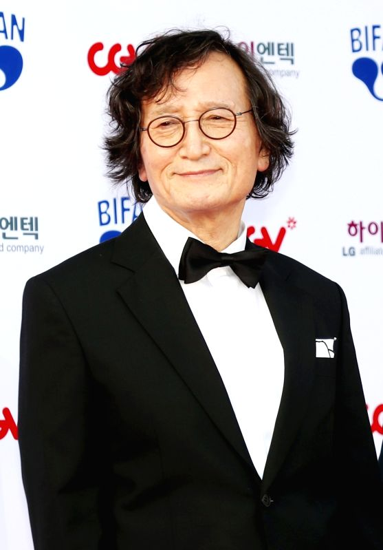 Director Chung Ji-young attends the opening ceremony of the Bucheon International Fantastic Film Festival (BIFAN) at Bucheon City Hall in Bucheon, Gyeonggi Province, on July 12, 2018.