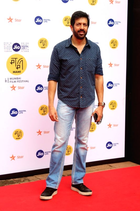 "Director Kabir Khan at ""Jio Mami Film Mela"" in Mumbai on Oct 7, 2017. - Kabir Khan"