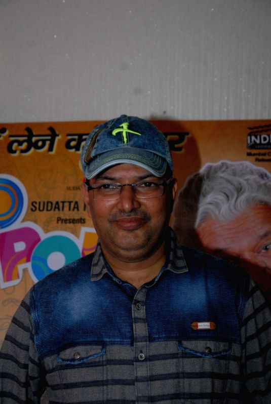 director-manoj-sharma-during-trailer-lau