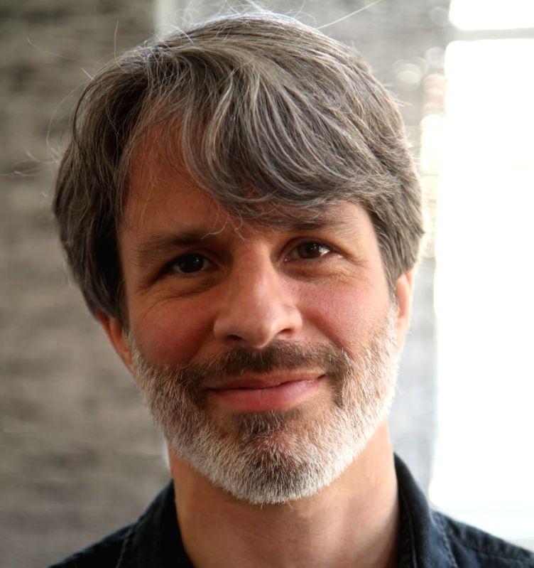 Director Marshall Curry. (Photo Credit: Dan Koehler)