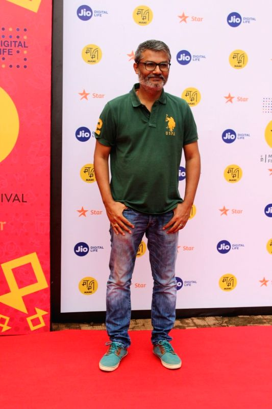 """Director Nitesh Tiwari at """"Jio Mami Film Mela"""" in Mumbai on Oct 7, 2017."""